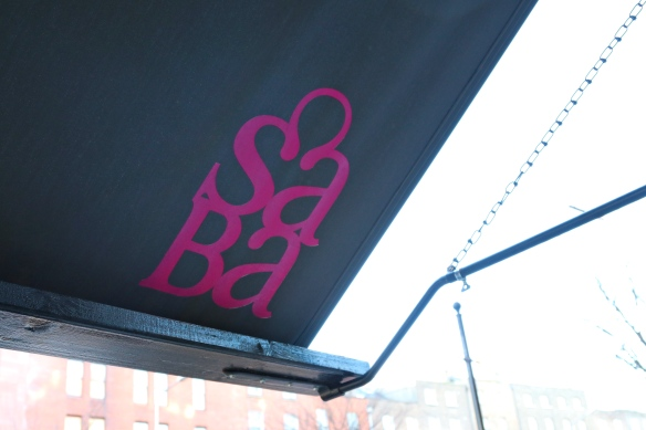 Promoshades-SABA Baggot Street-Drop Arm Awning-Tony St Ledger Photography-2